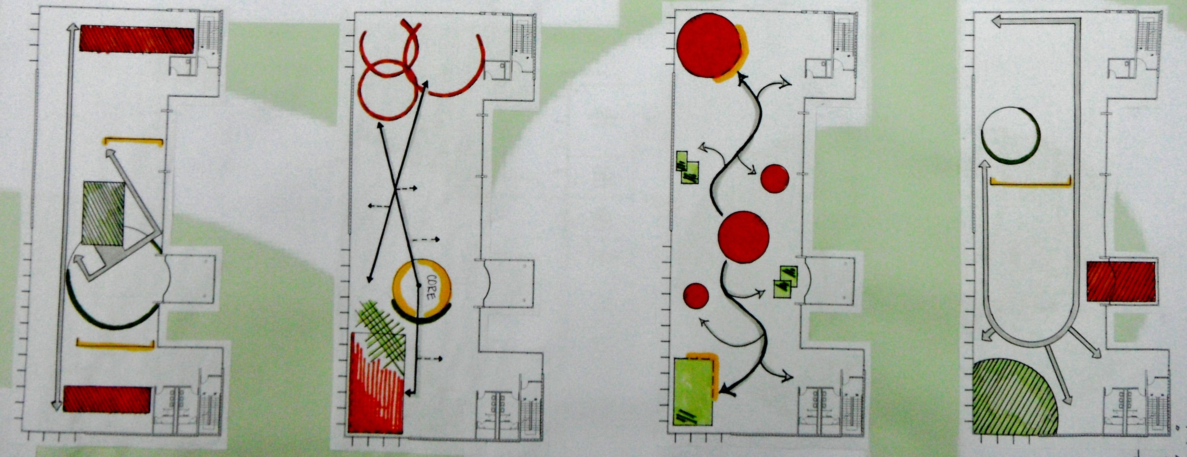 Office Design OXFAM IA 311