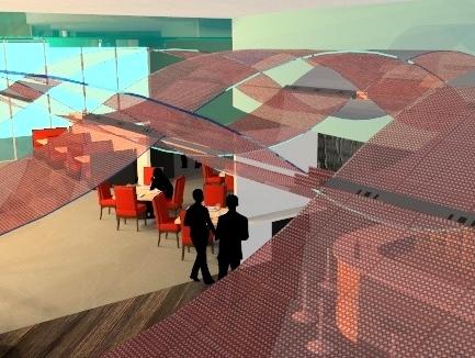 Harmonique Model Restaurant Formatted for Blog