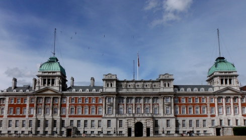 Horse Guards Parade Building