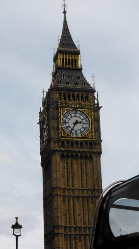 Big Ben, duh.